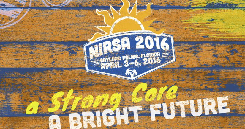 Registration for NIRSA 2016 is now open