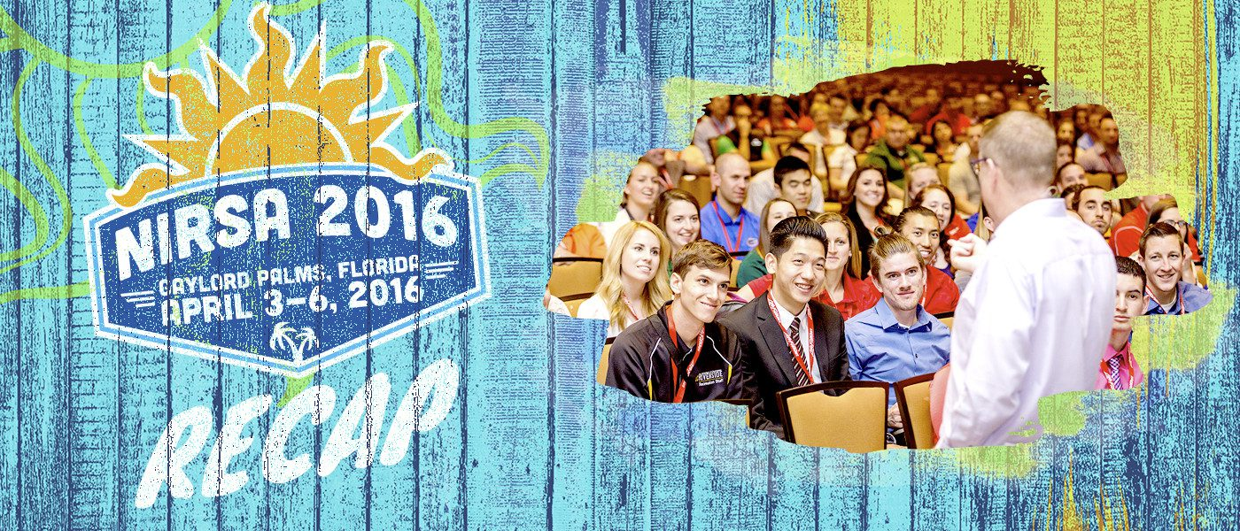 NIRSA-2016-annual-conference-recap
