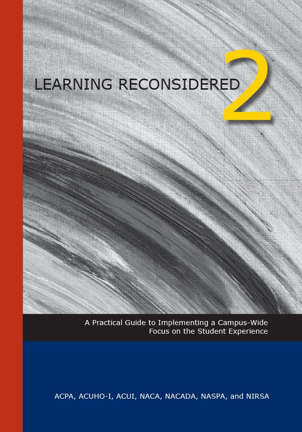 Learning Reconsidered 2
