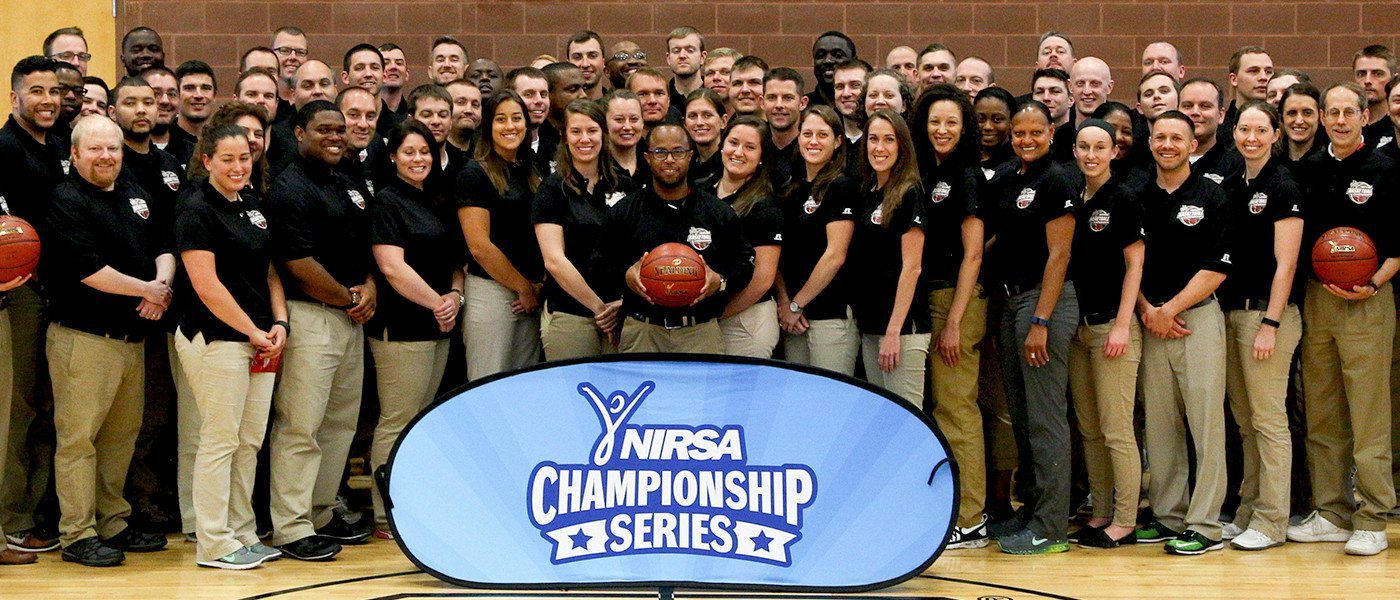 NIRSA Basketball Volunteers