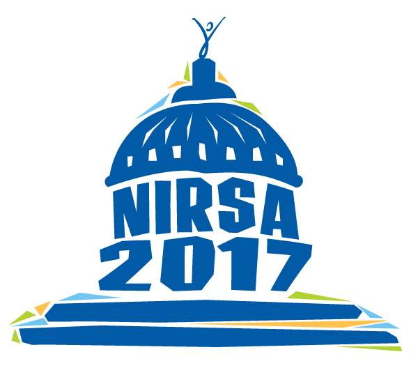 NIRSA 2017 — NIRSA Annual Conference and Campus Rec & Wellness Expo Logo