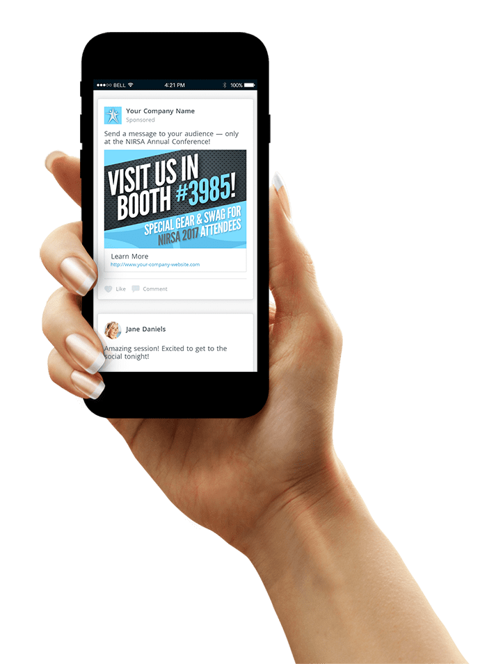 Advertise with NIRSA