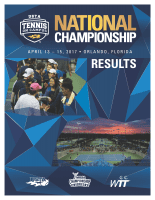 2017 Results Booklet